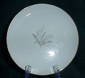 Kaysons China Golden Rhapsody B&B Plate