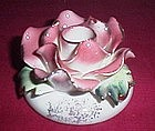 Commodore Japan Rose Candle Holder