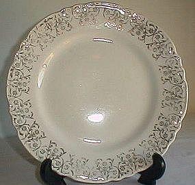Neiman Ware Warranted 22 Carat Gold Plate