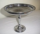 Chrome Compote
