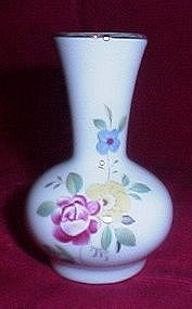 Ceramic Hand Painted Miniature Vase