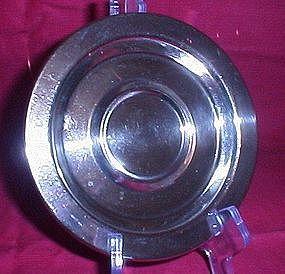 "Wm A Rogers by Oneida Ltd 6"" Silver Saucer"