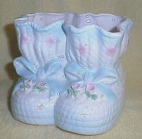 Relpo Baby Booties Planter