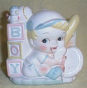 Rubens Baby Boy Planter