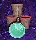 Thermoware Burlap Cups