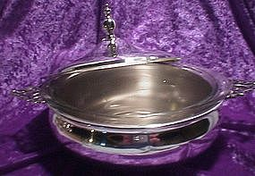 FB Rogers Silverplate Covered Casserole