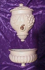 Ceramic Holy Water Font