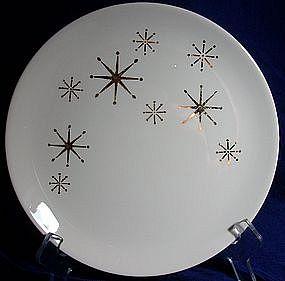 Royal USA Snowflake Dinnerware
