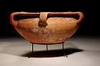 Very Rare Ancient Roman Herodian Pottery Jar