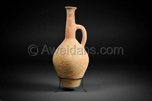 Rare Ancient Early Bronze Age Abydos Jug, 3000 BC