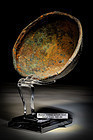 Roman Bronze Temple Bowl, 100  - 300 AD