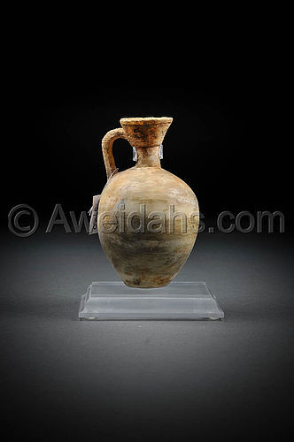 Canaanite Late Bronze Age �Cypriot� alabaster BilBil