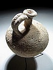 Ancient Biblical Bronze Age pefume jar, 1850 BC