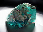 Extremely Rare Roman Rough Glass Block, 100 AD