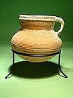 From Jerusalem Roman Herodian Jug, 63 BC - 70 AD