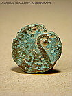 Historically Important Biblical Roman Bronze Coin,30 AD