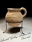 Ancient Canaanite Early Bronze Age Pottery Jar, 3000 BC