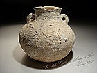 Ancient Canaanite Early Bronze Age Jar , 3100 BC