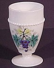 Westmoreland Fruit Beaded Edge Grape Tumbler