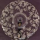 "Cambridge Blossom Time 13"" Platter"