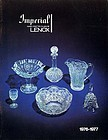 Imperial Glass by Lenox Catalog 1976-77