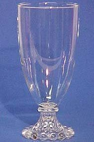 Anchor Hocking Bubble (Boopie) 16 oz. Stem Crystal