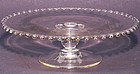 """Imperial Candlewick 10"""" Cake Stand"""