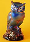 Fenton Owl Figural (Favrene)