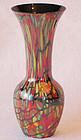"Fenton Mosaic (new) 8.5"" Vase"