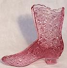 Fenton Dusty Rose Daisy & Button Boot