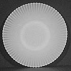 Macbeth-Evans Petalware, Monax Dinner Plate