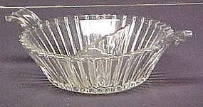 Heisey Ridgeleigh 2-Part Jelly Bowl, 6""