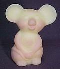 Fenton Burmese Mini Mouse 2005 NFGS