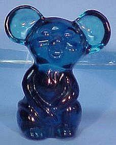 Fenton NFGS Blue Mini Mouse - 2007