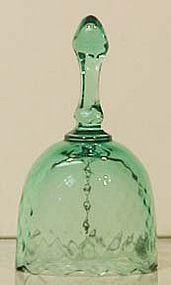 Fenton Light Green Bell