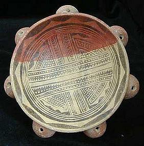 Narino Ceremonial vessel