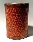 Maya Serpent Cylinder