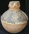Nazca Polychrome Bottle