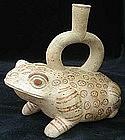 Moche II Frog