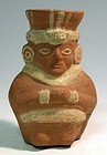 Moche Figural Jar