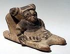 Chancay Pallet Figure