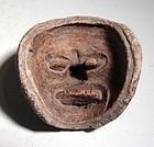 Maya Mask Mold