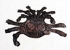 Nazca Skull Ornament