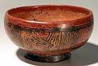 Nicoya Polychrome Bowl