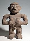Costa Rican Stone Figure