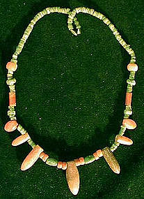 Tairona Carnelian Necklace