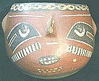Nazca Trophy Head