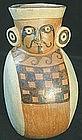 Moche Figural Bottle
