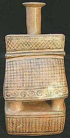 Chimu - Inca House Vessel