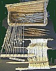 Chancay Weaver's Basket